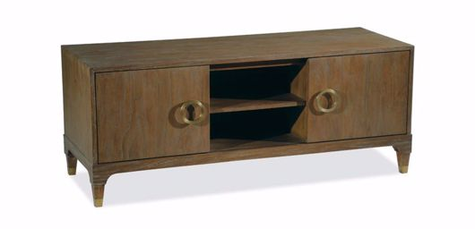 Picture of ATHERTON TEAK MEDIA CONSOLE