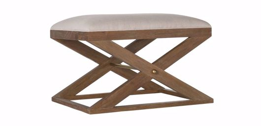 Picture of ATHERTON TEAK STOOL
