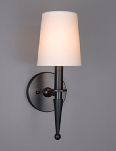 Picture of RUSTIC BRONZE SMALL MICHELLE SCONCE