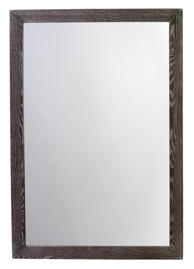 Picture of AUSTERE SIMPLE RECTANGLE MIRROR