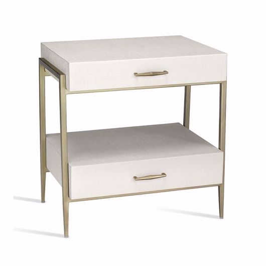 Picture of ALLEGRA BEDSIDE CHEST