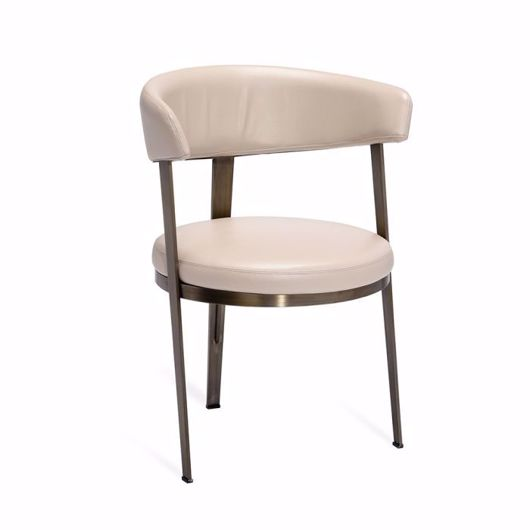 Picture of ADELE DINING CHAIR - CREAM