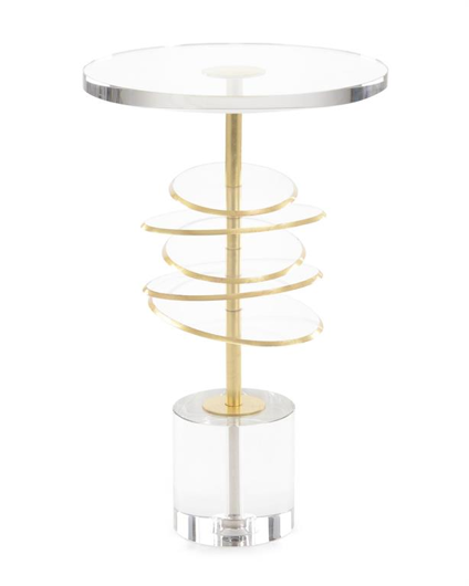 Picture of ACRYLIC DISCS MARTINI TABLE
