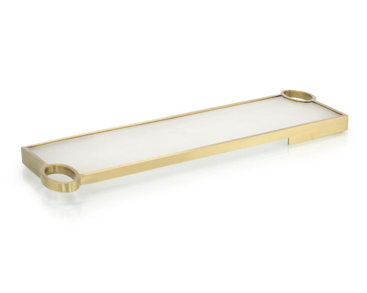 Picture of ART DECO ALABASTER TRAY II