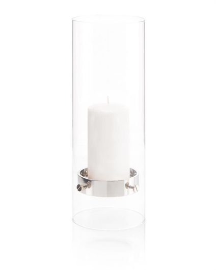 Picture of FLOATING CANDLEHOLDER IN NICKEL II