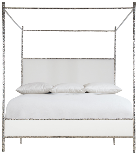 Picture of ODETTE UPHOLSTERED CANOPY BED