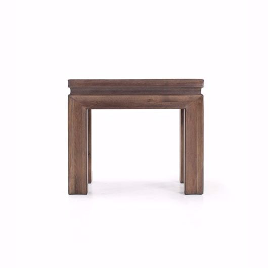 """Picture of APTOS 24"""" SQUARE END TABLE"""