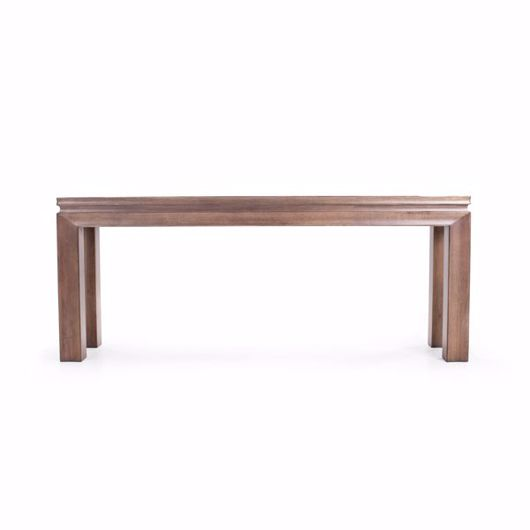 """Picture of APTOS 72"""" CONSOLE TABLE"""