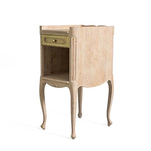 Picture of 18TH CENTURY BEDSIDE